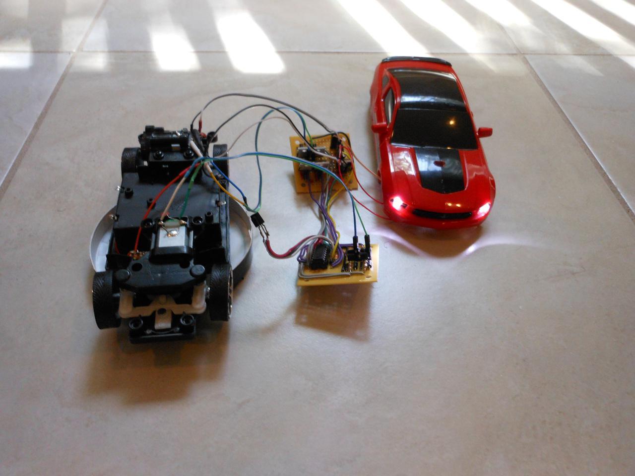 Michael Kohn Ir Toy Car