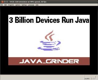 Java Grinder