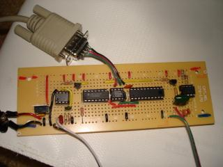 Tape data recorder circuit
