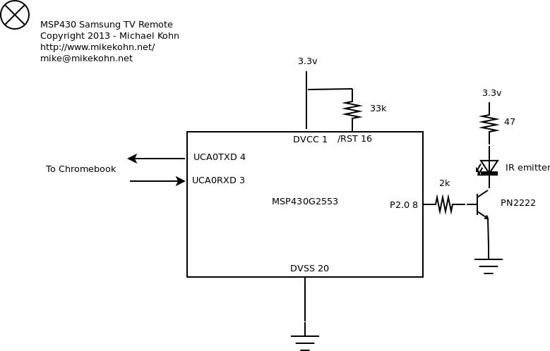 Michael Kohn - chromebook remote control