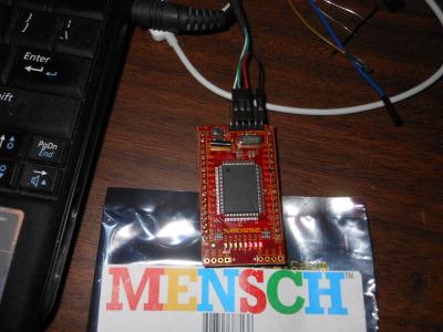 Mensch 65DC265 Microcomputer